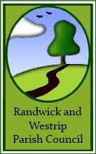 Randwick and Westrip Parish Council Logo